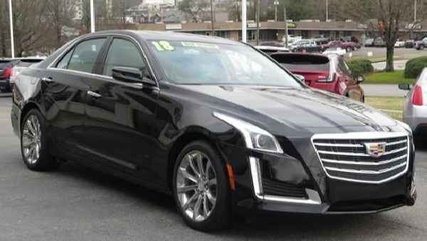 Cadillac car service Texas