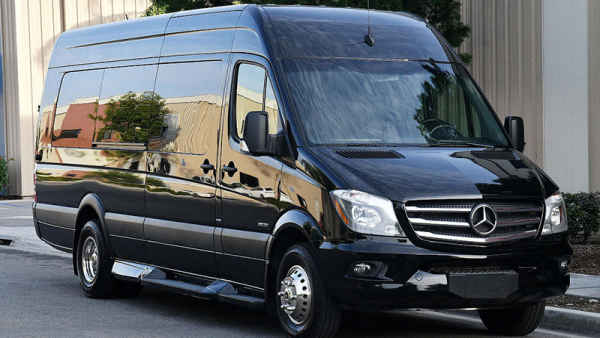 MB Sprinter luxury van