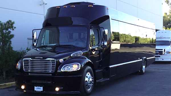 party bus limousine