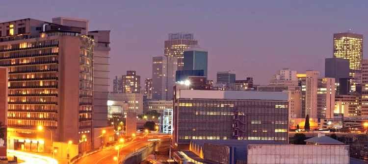 Johannesburg limos