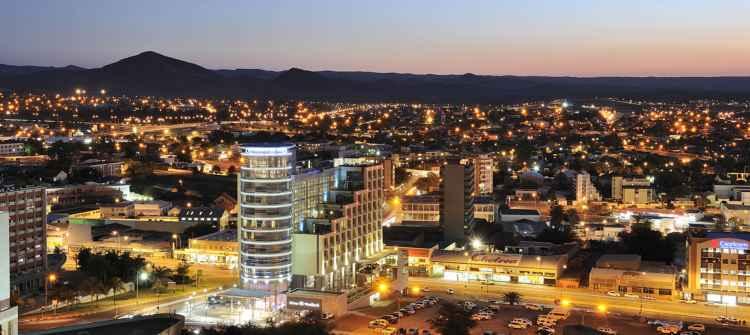 Windhoek limos