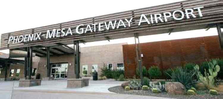 Mesa Gateway Airport Limos