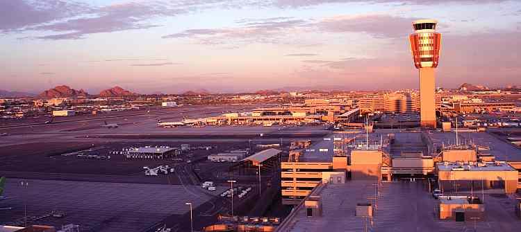 Phoenix airport limos