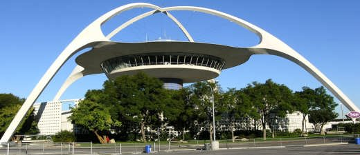 Los Angeles (LAX) Int'l Airport Limousines
