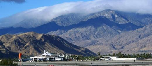 Palm Springs (PSP) Int'l Airport Limousines