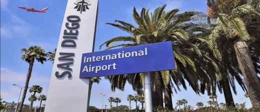 San Diego (SAN) Int'l Airport Limousines