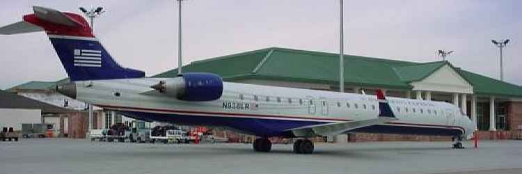 limo service in Regional Airport
