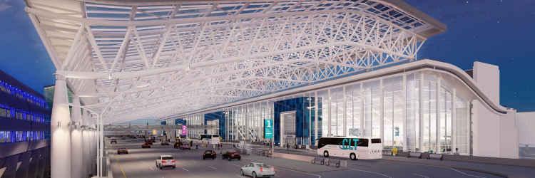 Charlotte-Douglas airport limo service