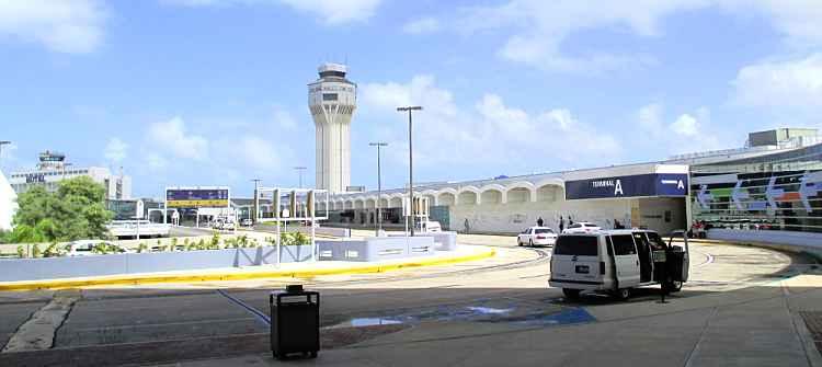 limo hire (SJU) Airport