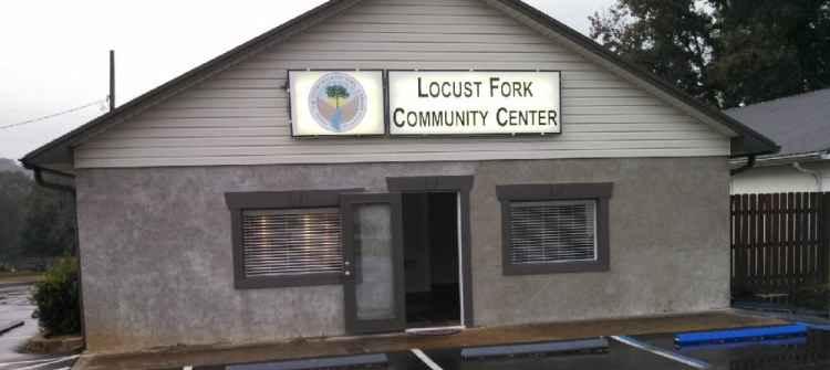 Locust Fork limos