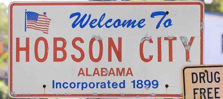 Hobson City limos