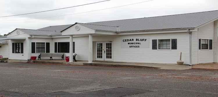 Cedar Bluff limos