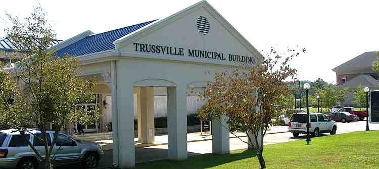 Trussville limos