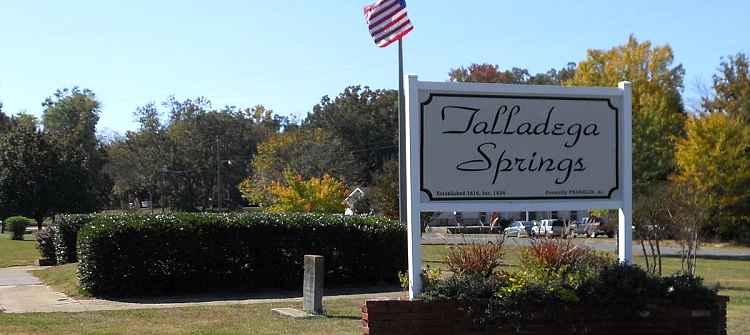Talladega Springs limos