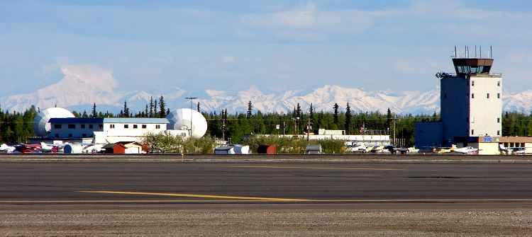 Fairbanks FAI Airport Limos