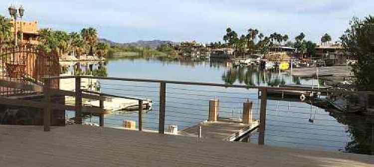 Martinez Lake limos