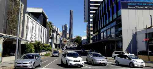 Fortitude Valley Limousines