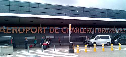 limo service in Brussels (CRL) Charleroi airport