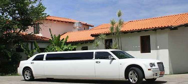 Forster Hall BB limos