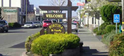 image for limo service in Fortuna, CA