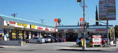limo service in Arleta, CA