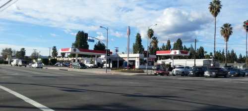 limo service in Winnetka, CA