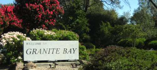 limo service in Granite Bay, CA