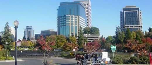 limo service in Sacramento, CA