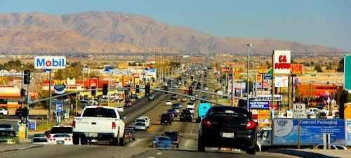 limo service in Hesperia, CA