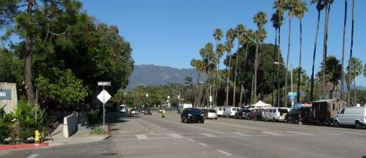 limo service in Santa Barbara, CA