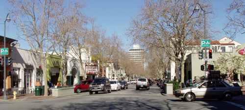 limo service in Palo Alto, CA