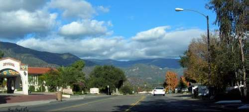 limo service in Ojai, CA
