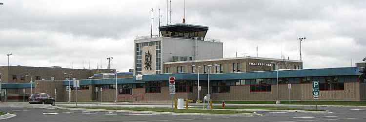Fredericton airport limo service