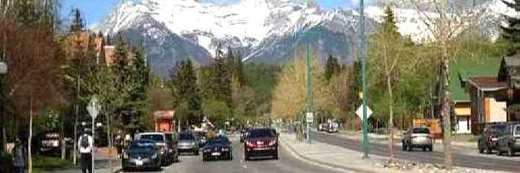 Banff limos