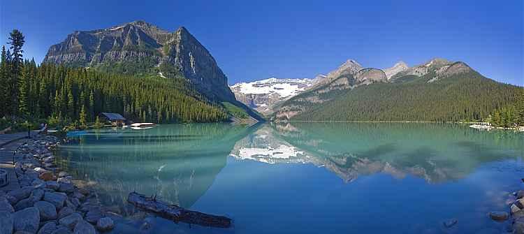 Lake Louise limos
