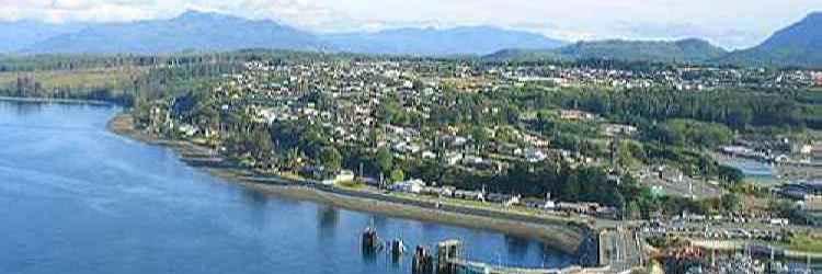 Port McNeill limos