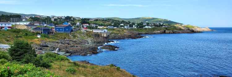 Pouch Cove limos