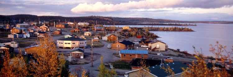 Northwest Territories limos