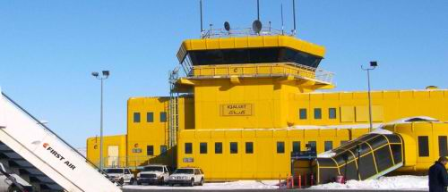 limo service in Iqaluit, NU