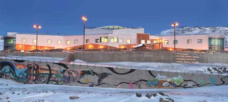 Iqaluit limos