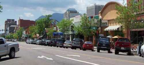 limo service in Colorado Springs, CO