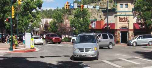 limo service in Estes Park, CO