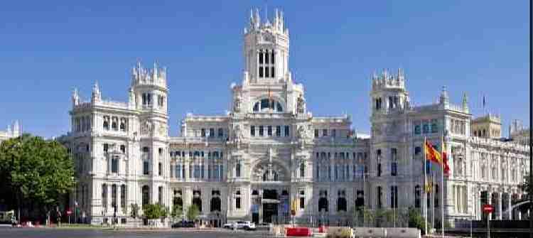 Spain limos