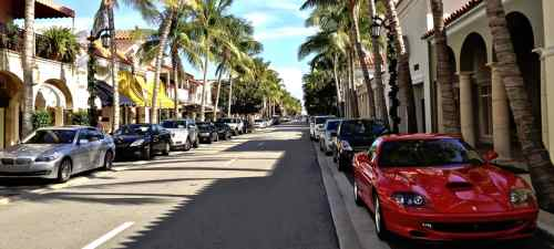 limo service in Palm Beach, FL