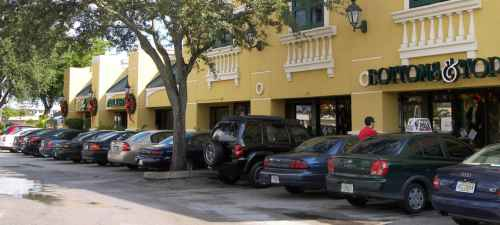 limo service in Wilton Manors, FL