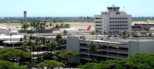airport transfers, HI