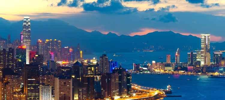 Hong Kong limos