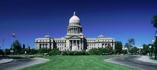 Idaho Capital Building - Boise, ID