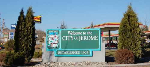 limo service in Jerome, ID