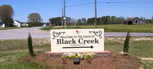 Black Creek North Carolina Limos